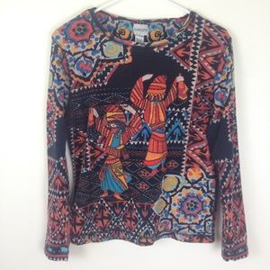 Chico's long sleeve top